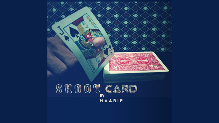 SHOOT CARD by MAARIF video DOWNLOAD