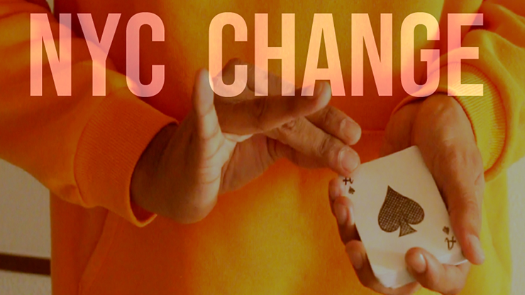 Magic Encarta Presents - NYC Change by Vivek Singhi video DOWNLOAD
