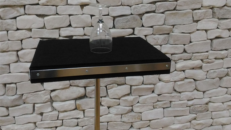 Glass Breaking Table by Sorcier Magic