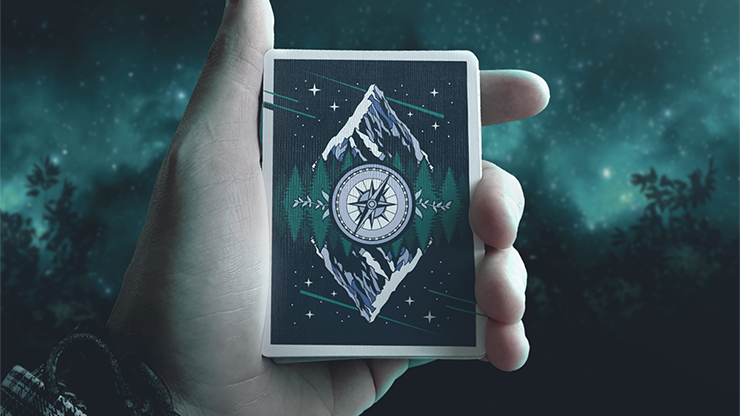 Elevation Playing Cards: Night Edition