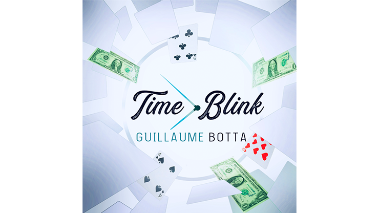 TIME BLINK - Guillaume Botta video DOWNLOAD