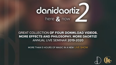 Here & Now 2 by Dani DaOrtiz video DOWNLOAD