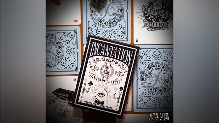 Incantation Ritual Limited Edition Playing Cards