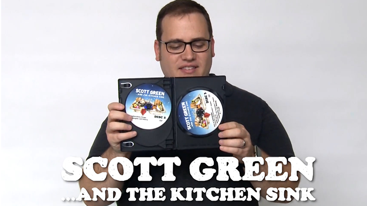 Scott Green... And The Kitchen Sink by Scott Green