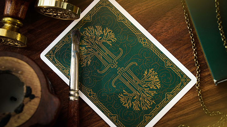Philtre V3 Playing Cards by Riffle Shuffle