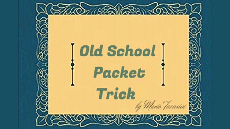 Old School Packet Trick by Mario Tarasini video DOWNLOAD