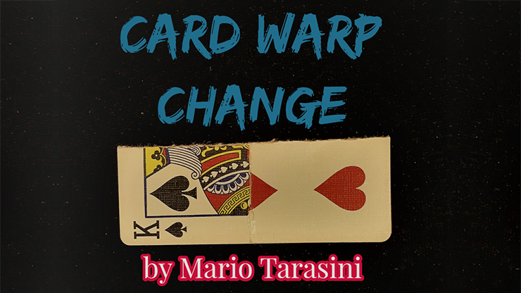 Card Warp Change by Mario Tarasini video DOWNLOAD