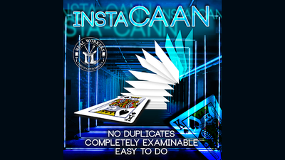 instaCAAN (Gimmicks and Online Instruction) by Joel Dickenson