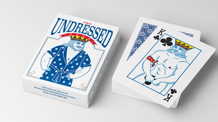 The Undressed Playing Cards