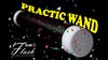 PRACTIC WAND (Gimmicks and Online Instructions) by Mago Flash