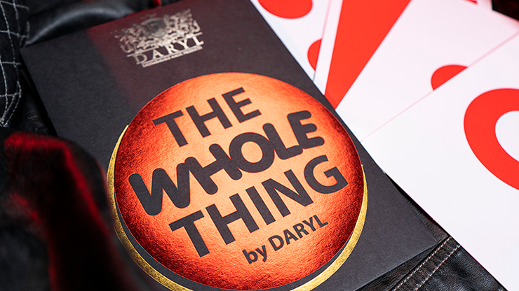 The (W)Hole Thing (With Online Instruction) by DARYL