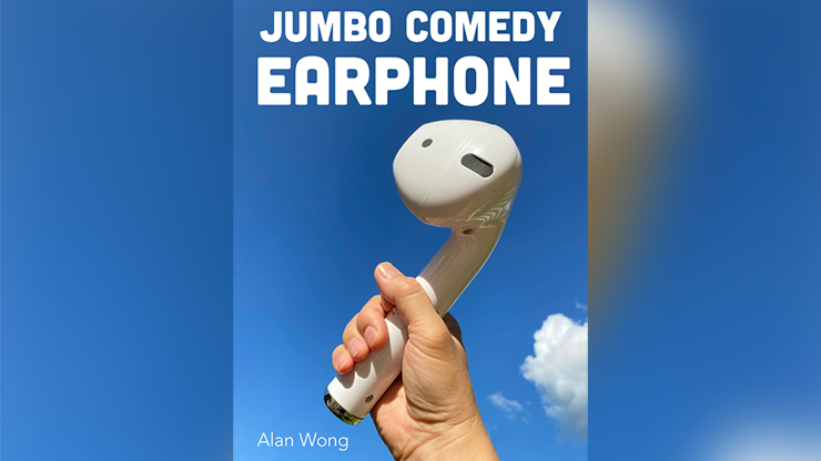 JUMBO COMEDY HEADPHONE by Alan Wong