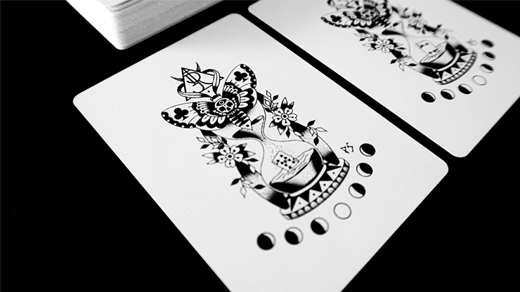 Warrior Playing Cards by RJ