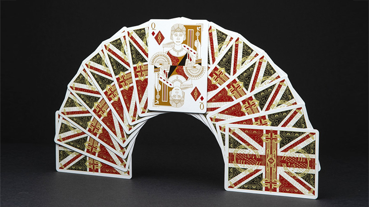 STANDARDS (Flag Edition) Playing Cards by Art of Play