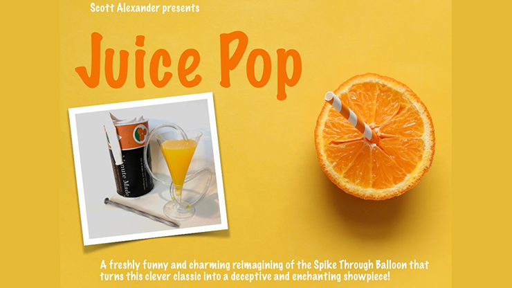 JUICE POP by Scott Alexander