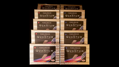 Quantum Coins by Greg Gleason and RPR Magic Innovations