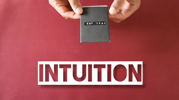 Intuition (Gimmicks and Online Instructions) by Vinny Sagoo