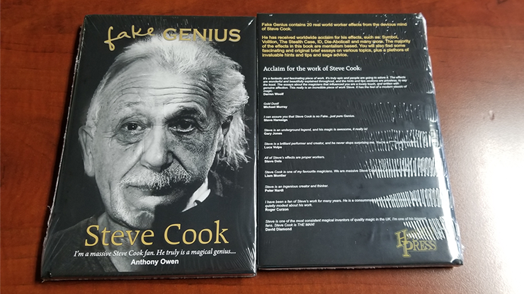 Fake Genius by Steve Cook
