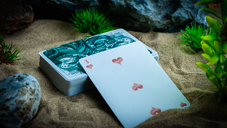 ONDA Playing Cards by JOCU