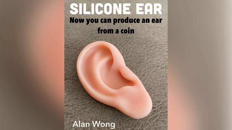 Silicone Ear by Alan Wong