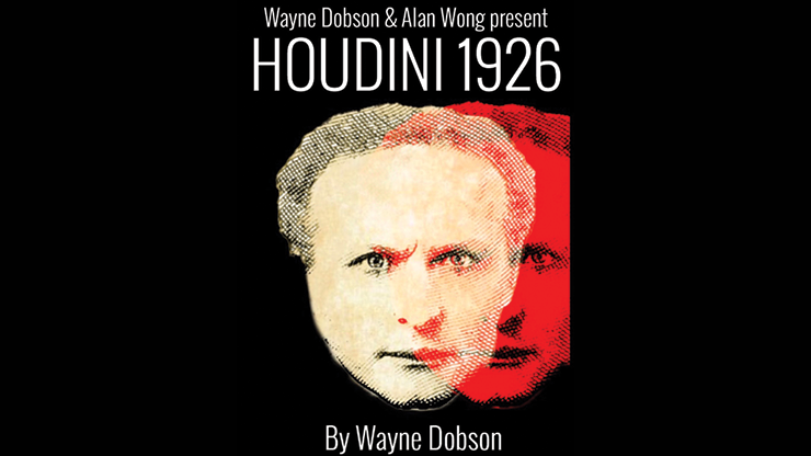 Houdini 1926 by Wayne Dobson and Alan Wong