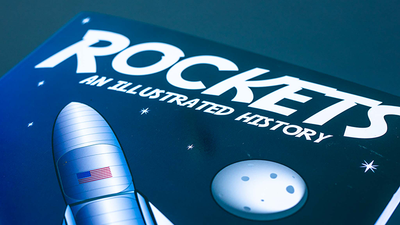 Rocket Book (Gimmicks and Online Instructions) by Scott Green