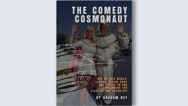 Comedy Cosmonaut by Graham Hey
