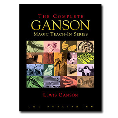 The Complete Ganson Teach-In Series by Lewis Ganson and L&L Publishing