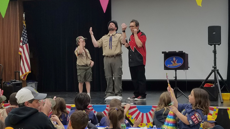 Everything Cub Scouts for the Magician by Brian Hoffman