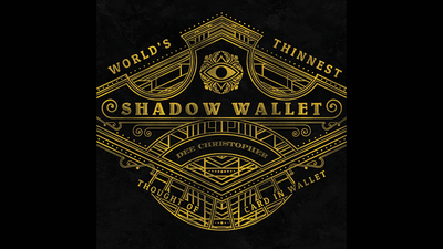 Shadow Wallet by Dee Christopher and 1914