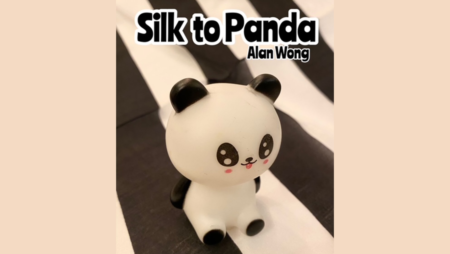 Silk to Panda by Alan Wong