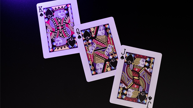 Mizutama Spectrum Edition Playing Cards