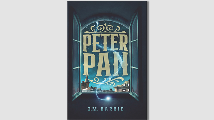 Peter Pan Book Test (Online Instructions) by Josh Zandman