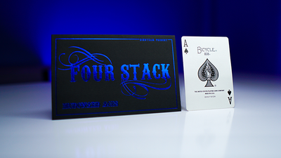 FOUR STACK by Zihu