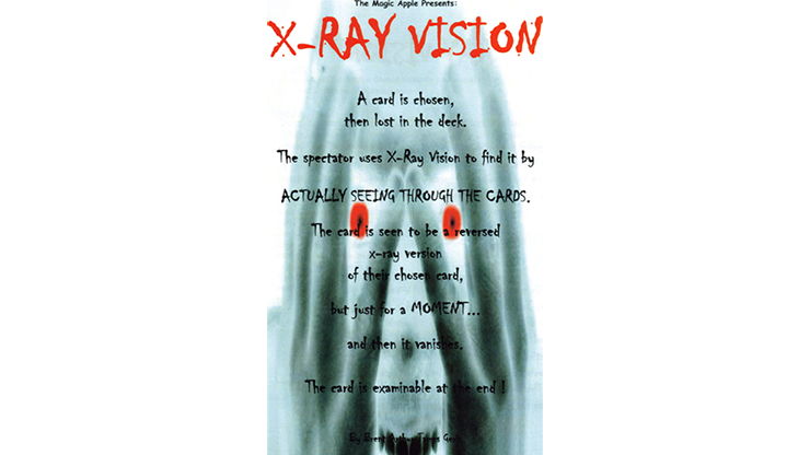 X Ray Vision by Magic Apple