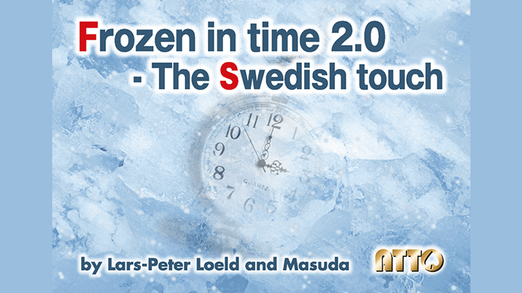 Frozen In Time Swedish by Katsuya Masuda