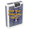 Mandolin Blue One Way Forcing Deck (joker only)