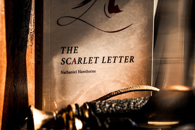 Scarlet Letter book Test by Josh Zandman