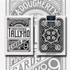 Tally Ho Reverse Fan back (White) Limited Ed. by  Aloy Studios / USPCC
