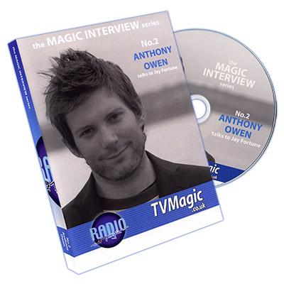 Anthony Owen Talks To Jay Fortune No.2 (The Magic Interview Series) - Trick