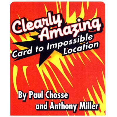 Clearly Amazing trick Paul Chosse and Anthony Miller