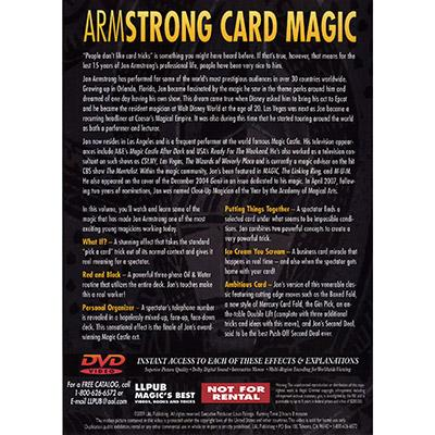 Armstrong Magic Vol. 1 by Jon Armstrong - DVD