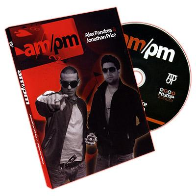 AM/PM by Jonathan Price and Alex Pandrea - DVD