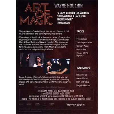 Art of Magic by Wayne Houchin - DVD