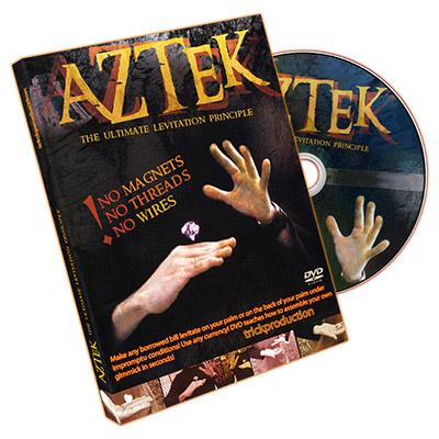 Aztek (The Ultimate Levitation Principle) - DVD