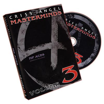 Masterminds (MF Aces) Vol. 3 by Criss Angel - DVD