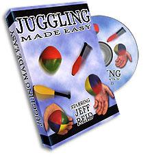 Juggling Made Easy Hampton Ridge /Fun Inc., DVD