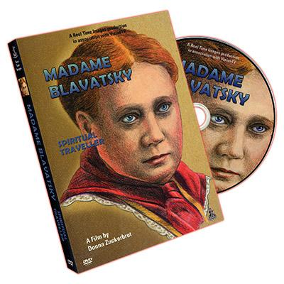 Madame Blavatsky - Spiritual Traveller by Donna Zuckerbrot - DVD