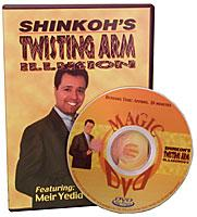 Twisting Arm Illusion Meir Yed, DVD