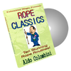 Rope Classics by Wild-Colombini Magic - DVD